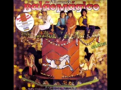 A Turma Do Balao Magico Com Castrinho Tic Tac 1985 Youtube