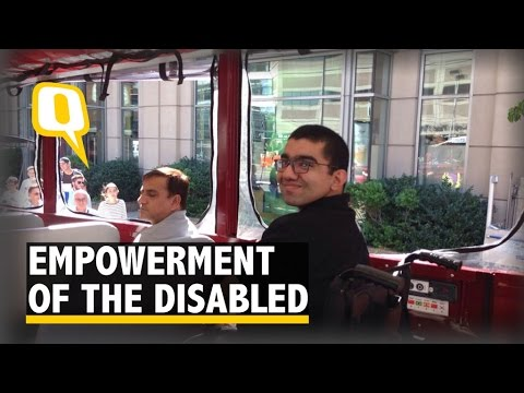 Nipman Foundation: Empowering Persons with Disabilities