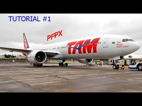 ATUALIZAR O AIRAC PFPX |TUTORIAL #1|