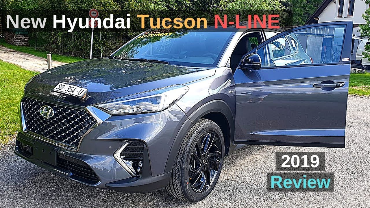 New Hyundai Tucson N Line 2019 Review Interior Exterior Youtube