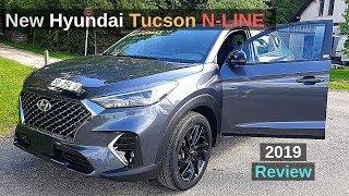New Hyundai Tucson N LINE 2019 Review Interior Exterior