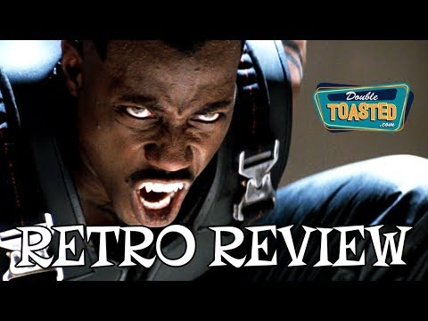 BLADE - RETRO MOVIE REVIEW HIGHLIGHT - Double Toasted