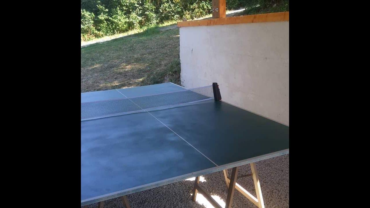 Tutorial Tavolo Da Ping Pong Fai Da Te Youtube