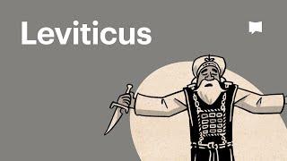Read Scripture: Leviticus