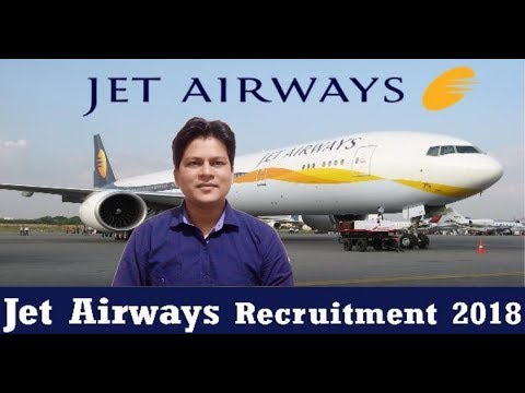 Vacancies in Jet Airways