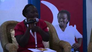 Connected Summit 2016: Women's Networking Session with Victoria Rubadiri