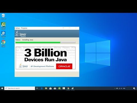 How To Install Java JDK On Windows 10 ( With JAVA_HOME ) (2020)