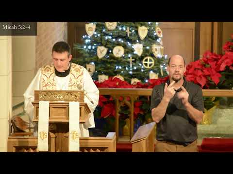 Christmas Service | St Paul Lutheran Church