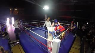 Ultra White Collar Boxing Portsmouth Ring 1 | Darryl Hooks VS The Earl Of Portsmouth