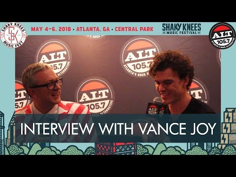 Vance Joy Interview with Mike Jones