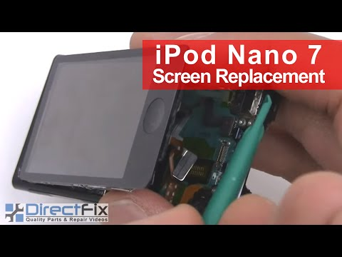 IPod Nano 7th Gen Screen Replacement In 6 Minutes