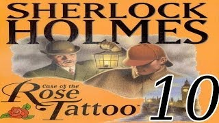Sherlock Holmes: The Case of the Rose Tattoo (ENG) - [10/29]