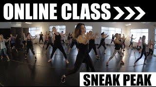 SNEAK PEAK into a SHiNE DANCE FITNESS CLASS