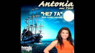 Antonia - hey ya (Real Sharky Mashup)