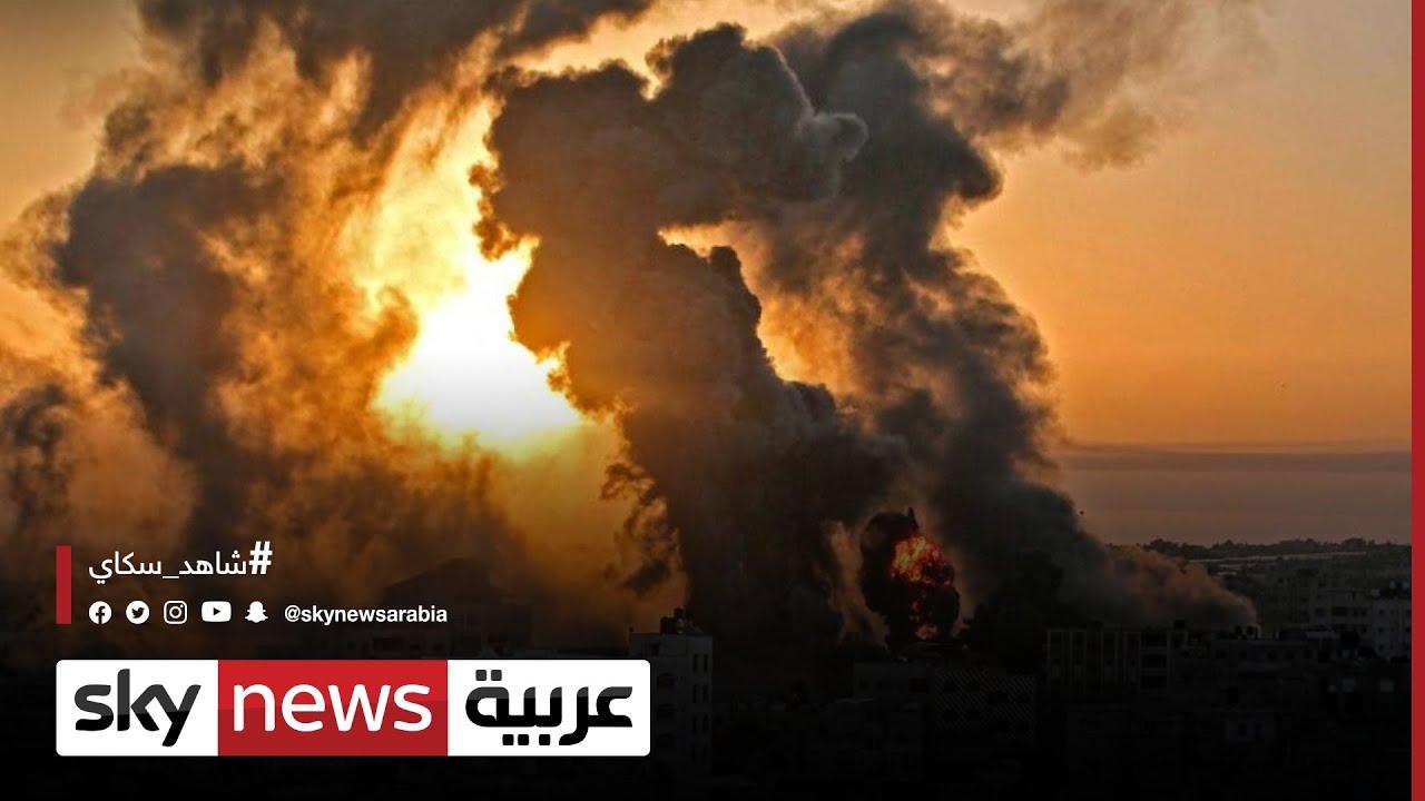 ارتفاع عدد قتلى الغارات على غزة إلى 119  - نشر قبل 2 ساعة
