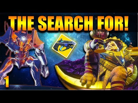 THE SEARCH FOR HARDLIGHT! #1 | IT RETURNS! | Destiny 2