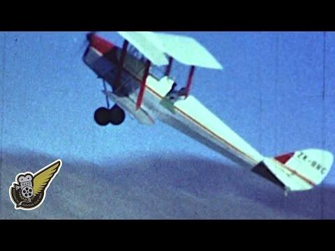 Omaka Vintage Aircraft Pageant 1968 - Tiger Moths