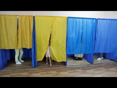 Выборы на Украине: явка и планы на коалицию