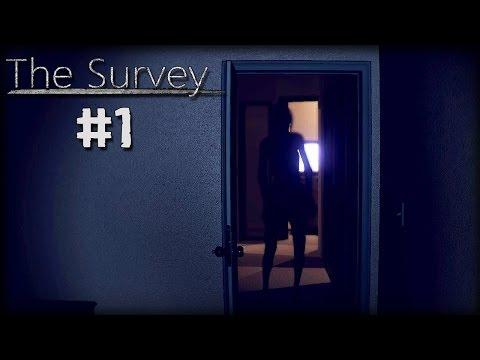 [공포게임] 귀신보다 사람이 더 무서운 이유(The Survey) -1- [수탉]