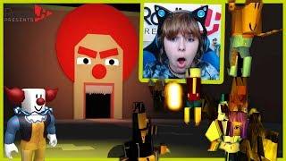 Roblox Circus - Scary Clown & Broken Rides! RadioJH Games