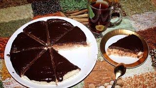 Рецепт торта из вафельных коржей