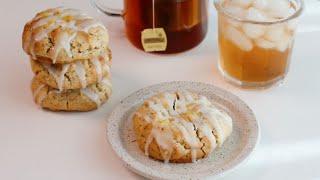 여름엔 상큼한 레몬 얼그레이 쿠키 만들기 : Earlg…
