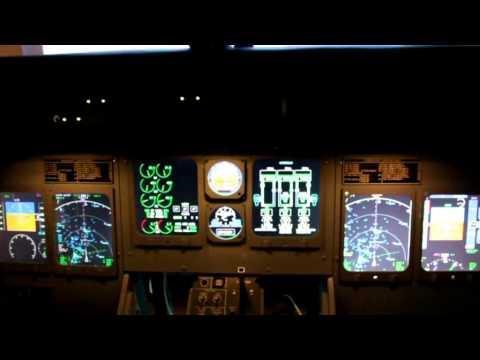 CRJ 200 home cockpit - hydraulics system - fully works