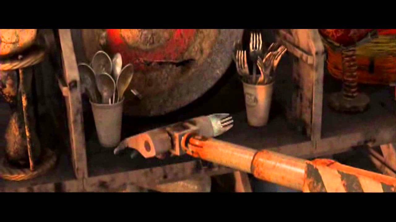 wall183es home 183 movie clip youtube