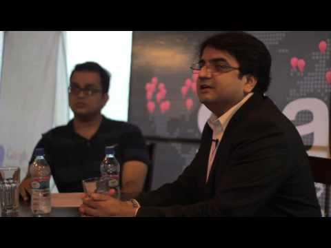 Farhad Karamally (Fnckventures) at Startup Grind Karachi
