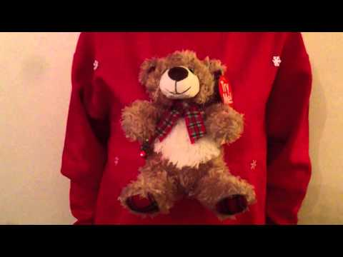 Musical Christmas Jumper Novelty WHAM SONG