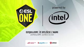 ESL One Cologne 2019 | Faza grupowa | Dzień 1