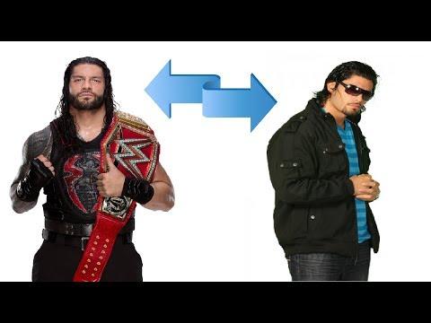 5 WWE Superstars और उनके हमशकल Bollywood celebrities ? WWE Superstars And Their Look Alikes ? thumbnail