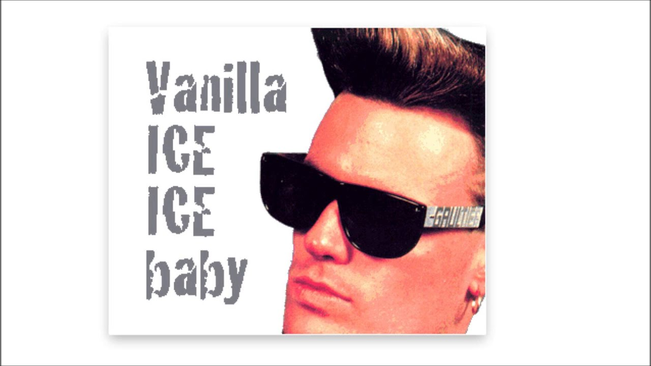 ice ice baby Ready to kick it old school bust your coolest moves to vanilla ice's classic superhit ice ice baby.