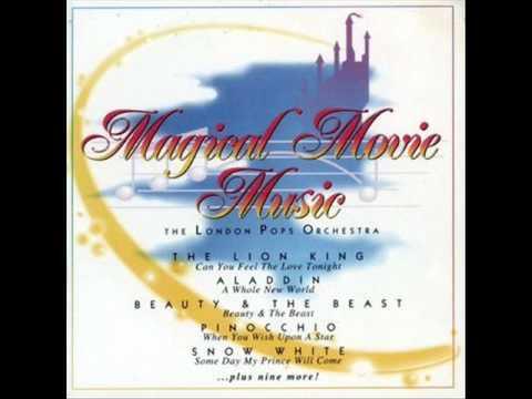Magical Movie Music--9. Arabian Nights (Aladdin)