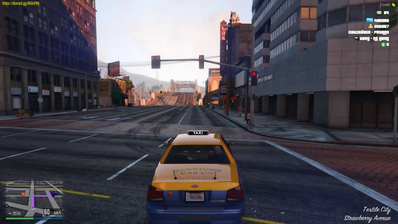 [ESX] Preview Taxi Autonome