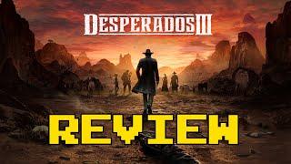 Desperados III Review (Video Game Video Review)