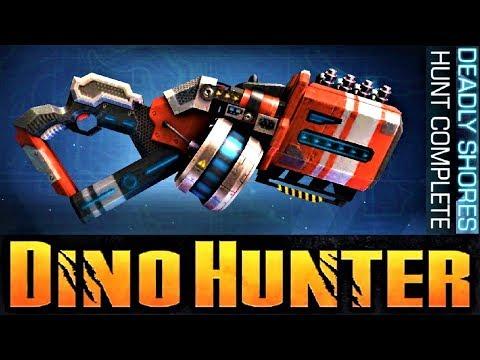 Dino Hunter Deadly Shores [2018] [Region 17] [Exotic Series Hunting]