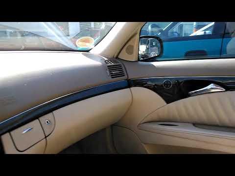 Mercedes Benz E320 cdi Avantgarde Special Edition w211