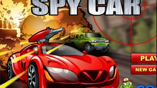 Spy Car Full Gameplay Walkthrough