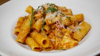 Spicy Chicken Rigatoni - Cooked by Julie - Episode 156