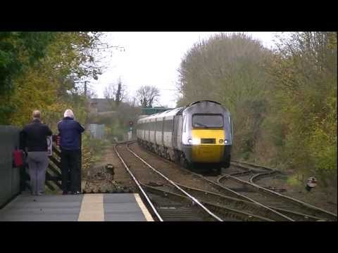 East Coast Main Line Diversions at Lincoln & Metheringham - 12th November 2011