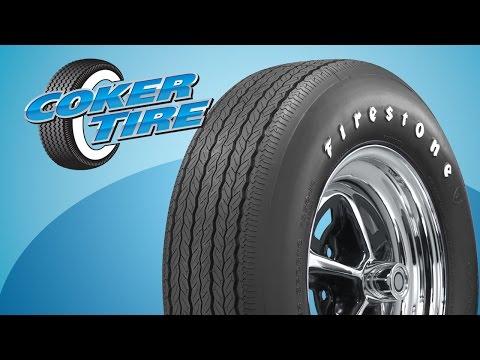 Firestone Wide Oval Radial Tires