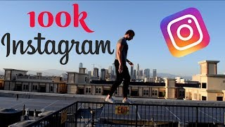 How To Get 100k Followers On Instagram 2017 (6 Quick Tips) | Koz 14