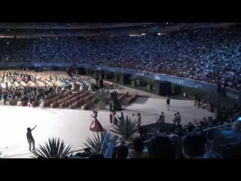 Pan Am Games 2011 - Opening ceremony