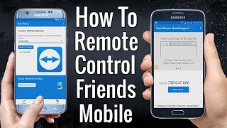How to Control your Friends Mobile using your Mobile | 2018 Best Android App