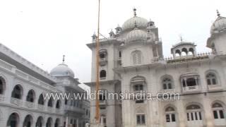 Patna Sahib Gurudwara in Bihar