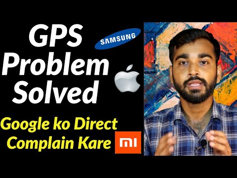 GPS Problem Solved Direct Complain Google Map Team | TechnoZee