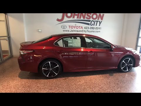 2018 Toyota Camry Johnson City TN, Kingsport TN, Bristol TN, Knoxville TN,  Ashville, NC 180019
