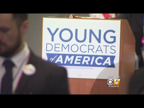 Young Democrats Of America Hold National Convention In Dallas