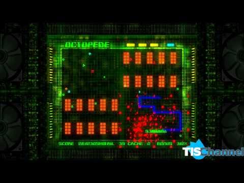 Gameplay - Octopede |